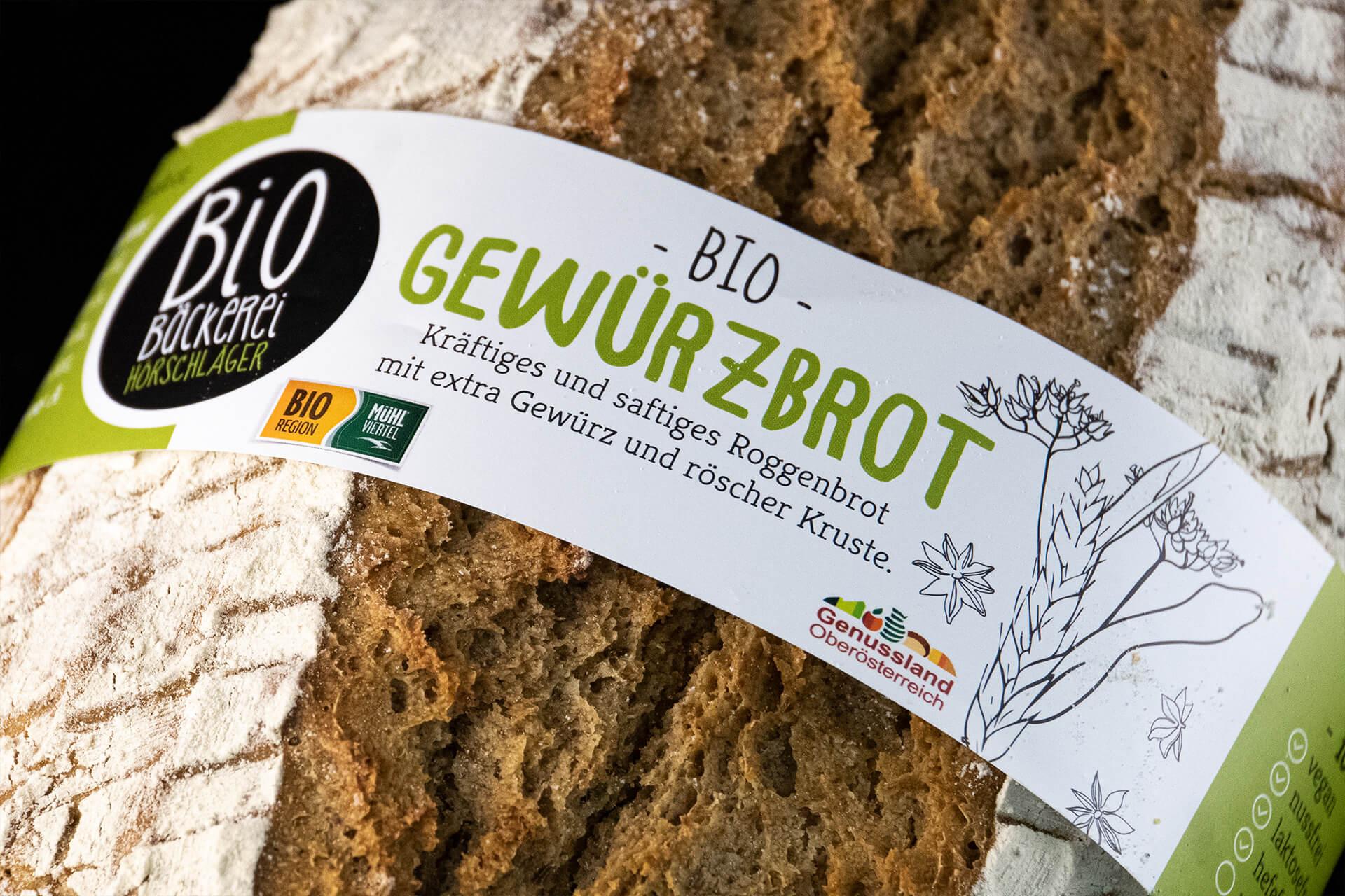 Bio Brot Packaging